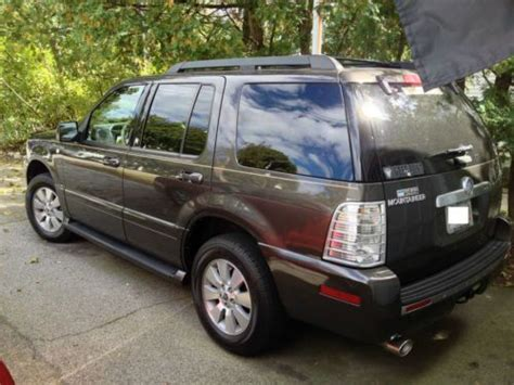 how cars engines work 2006 mercury mountaineer user handbook find used 2006 mercury mountaineer luxury sport utility 4 door 4 0l w dvd in manchester new
