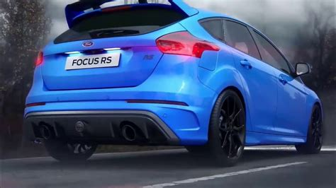 2016 Focus Rs 0 60 2016 ford focus rs 0 60