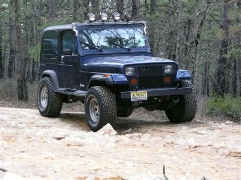 1990 Jeep Wrangler Review 1990 Jeep Wrangler Pictures Cargurus