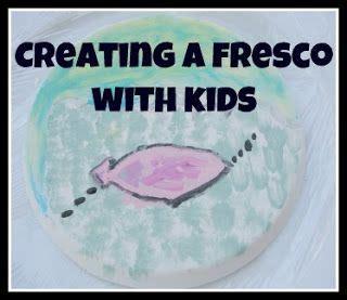 fresco kids 19 best leonardo lessons images on