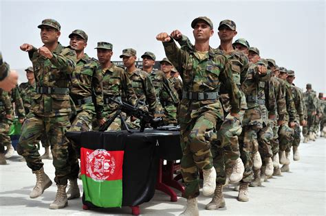 file non commissioned officers of the afghan national army