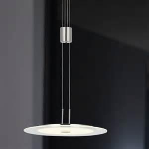len pendelleuchten led pendelleuchte glas 35 cm led 21 6w wohnlicht