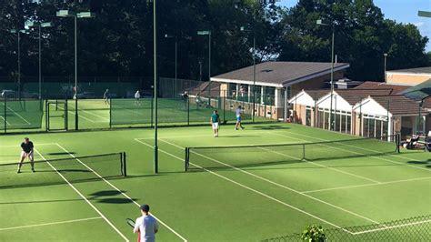 tennis manor park sports club