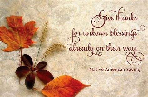 Native American Thanksgiving Images Thankful A Native American Quote About Being Thankful