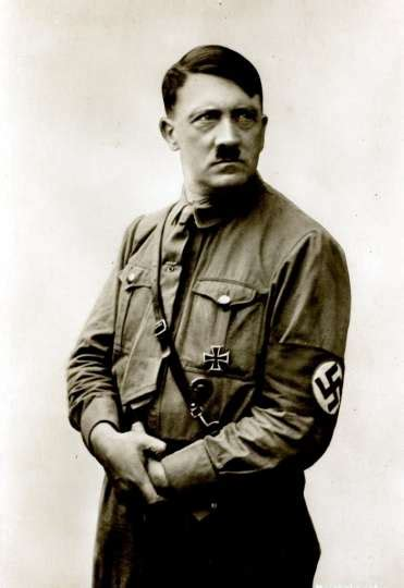 hitler born to be adolf hitler german leader and nazi dictator was born on