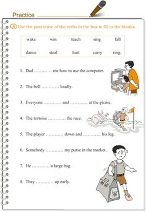 lesson plan 10 octavo past simple tense grade 3 grammar lesson 10 verbs the past continuous