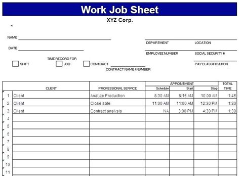 Navy Maintenance Requirement Card Template by Maintenance Card Template Free Excel Spreadsheet