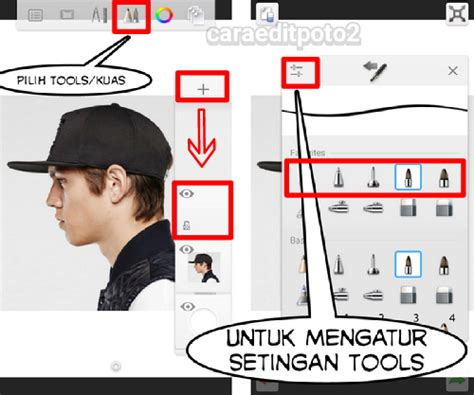 tutorial sketchbook pro di android autodesk sketchbook tutorial membuat foto siluet keren