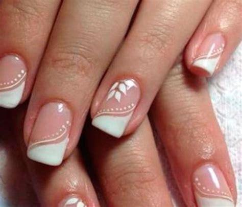 imagenes y diseños de uñas acrilicas las 25 mejores ideas sobre dise 241 os de u 241 as naturales en