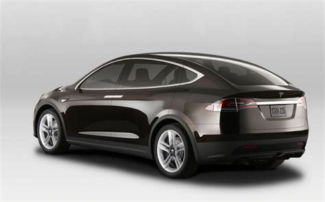 Tesla Cost Canada Tesla To Start Delivering Model X Crossover In 2015