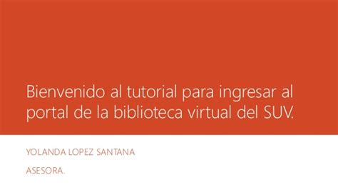 tutorial descargar zotero tutorial para suv biblioteca virtual