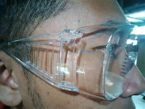 Kaca Mata Debu Kacamata Debu Dust Pelindung Mata jual kaca mata pelindung clear keren sombaru