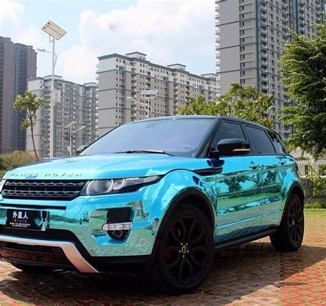 Tiffany Blue Range Rover Cars Pinterest My Life