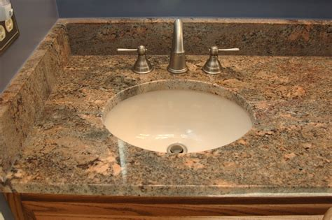 Best Price On Kitchen Faucets by Crema Bordeaux Granite Countertops Seattle