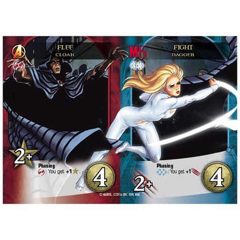 Marvel Legendary Card Template by Legendary Marvel Deck Building Civil Wars Expansion