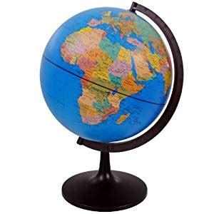 Atlas Global By T B Pustaha 5 edu science g2807 globe terrestre 28 cm fr