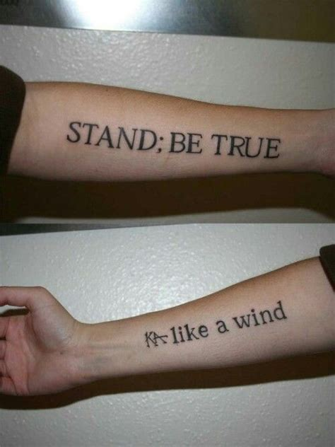 stand by me tattoo 17 best ideas images on tower
