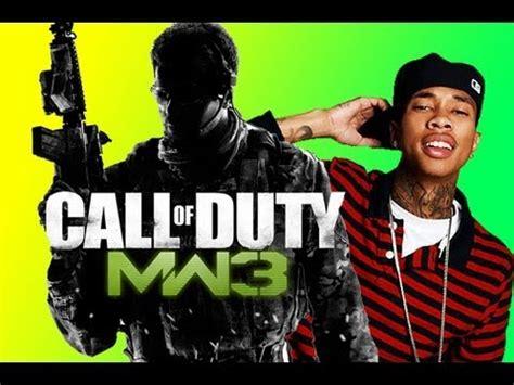 tyga rack city call of duty modern warfare 3 remix