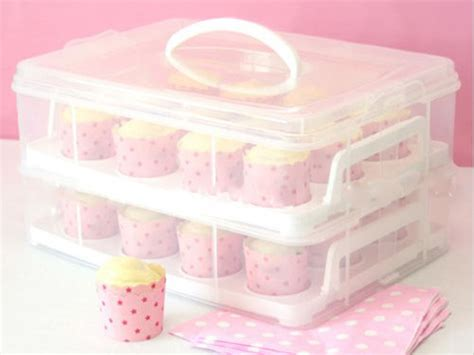 cupcake storage containers cupcake storage carrier container holds 24 cupcakes or