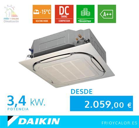 daikin cassette unit cassette air conditioning frio y calor