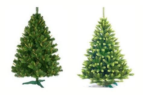 how to choose an artificial christmas tree home interior