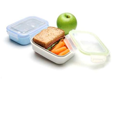 Steeltainer Compact Size Container 320ml White steeltainer compact leak proof stainless steel food