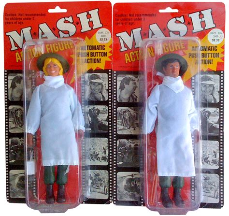 m a s h figures mysterious m a s h figures