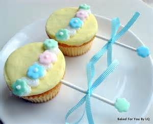 baby shower rattle cupcakes baby rattle cupcakes recipe dishmaps