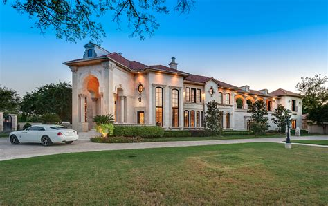 25 000 Square Foot Dallas Mega Mansion On The Market For | 50 million dollar house dallas house plan 2017