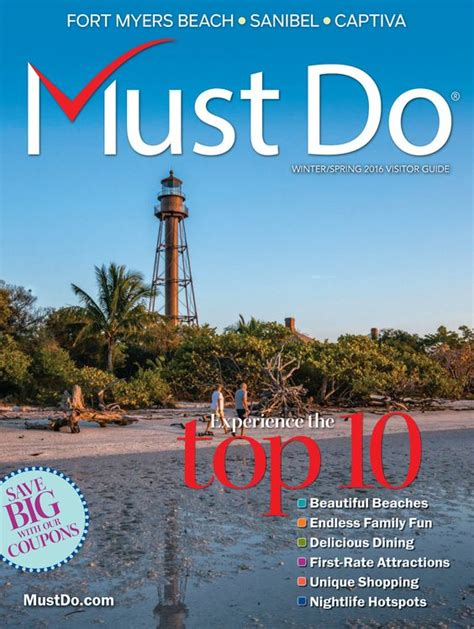 100 things to do in fort myers sanibel before you die 100 things to do before you die books forts fort myers and beaches on