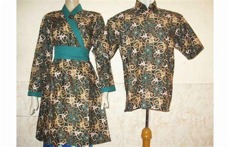 Baju Batik Nana Karlina baju batik sarimbit cumi hijau toko batik jogja