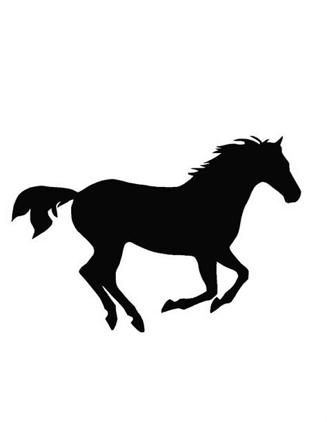printable horse stickers horse vinyl wall decal sticker by alastingexpression on etsy