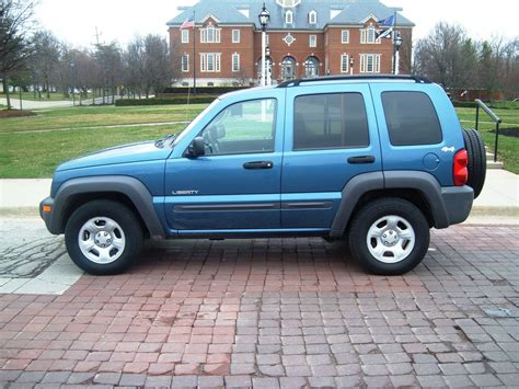 04 Jeep Liberty 2004 Jeep Liberty Overview Cargurus