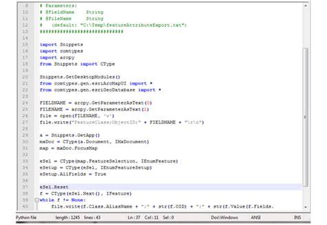 python script exle python script exle scripting
