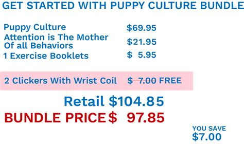 puppy culture get started with puppy culture bundle for breeders on demand