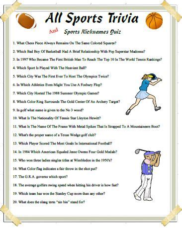 5 best images of day trivia printable free printable trivia questions for 5th graders 5 best