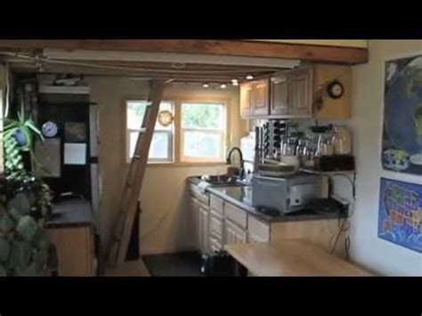 house tour a truly tiny home on the range apartment therapy tiny house tour that houses family of four youtube
