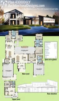 Contemporary Plan Best 25 Modern House Plans Ideas On Modern