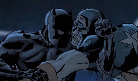 Blocks Captain America Nanoblock Mib black panther begins entropy