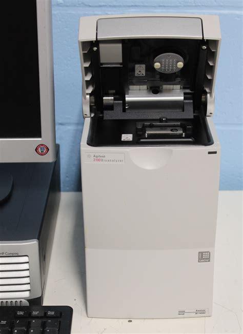 chip reader refurbished agilent technologies g2938a 2100 bioanalyzer