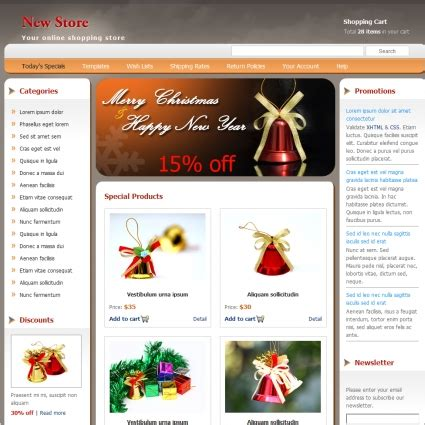 themes store free download store free website templates in css html js format for