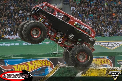 100 Monster Truck Show In San Antonio Miami San