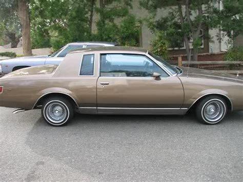 83 buick regal 83 buick regal for sale