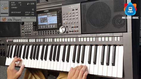 Keyboard Yamaha Psr S970 Di Medan alla figaro yamaha keyboard covered