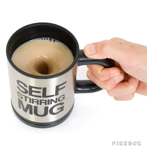 Self Stiring Mug self stirring mug firebox shop for the