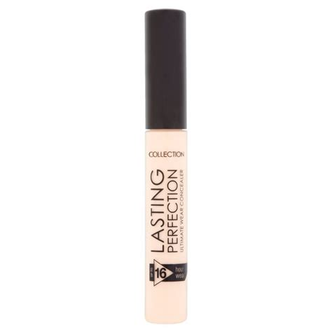 best lasting concealer morrisons collection fair shade 1 lasting perfection