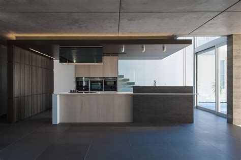 The Kitchen by Kitchen In Sydney Blends Cutting Edge Style