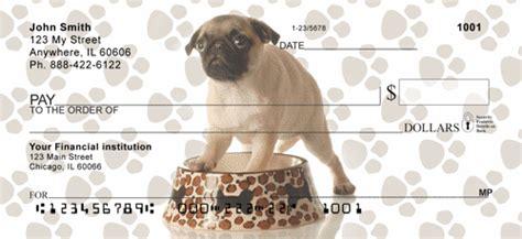 pug personal checks pug personal checks pug checks doggiechecks