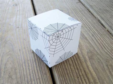 easy diy gothic gifts items similar to diy printable cube favor box wedding favor box gift box