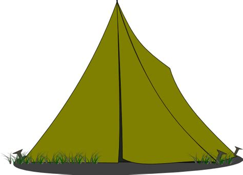 transparent tent images of cartoon tents clipart best